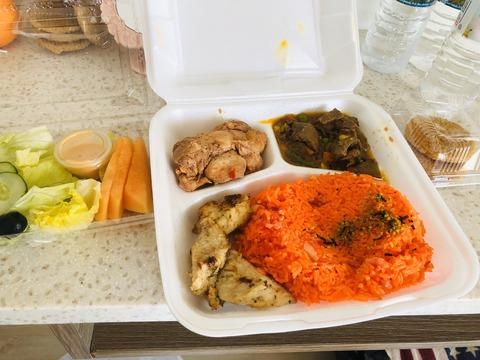 6日目昼食