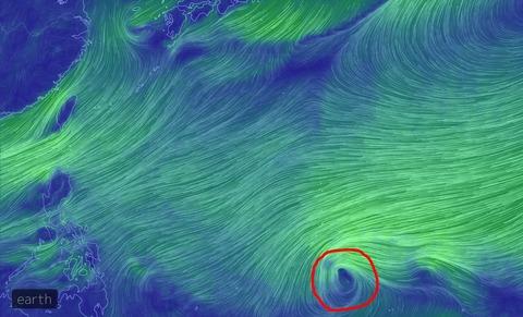 サイパン台風