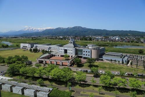 新潟県立看護大 セミナー 写真1