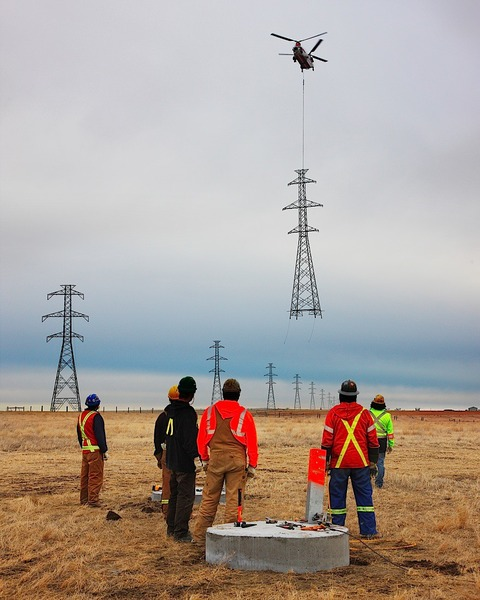 huge-power-line-towers