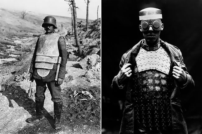 1914-1918年の第一次世界大戦に...