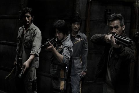 韓国映画「第7鉱区」オ・ジホ、ハ・ジウォン、アン・ソンギ