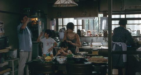 映画「歩いても 歩いても」高橋和也、YOU、樹木希林
