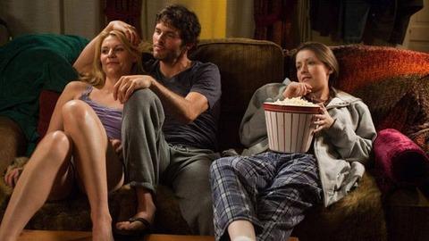 映画「あしたの家族のつくり方」クレア・デーンズ、ジェームズ・マースデン、サラ・ボルジャー