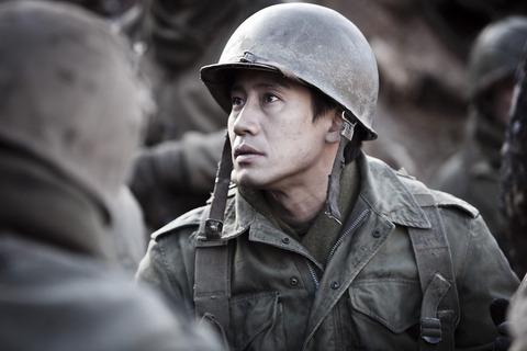 韓国映画「高地戦」シン・ハギュン