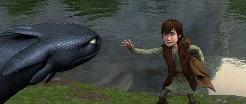 映画「ヒックとドラゴン」ヒック