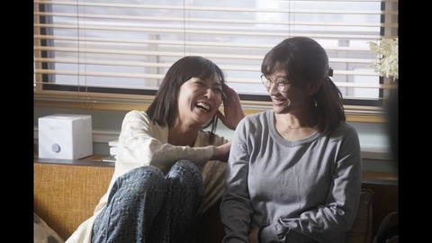 日本映画「SUNNY 強い気持ち・強い愛」篠原涼子、板谷由夏