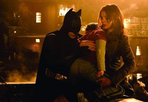 映画「バットマン ビギンズ」ケイティ・ホームズ