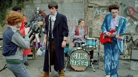 映画「シング・ストリート 未来へのうた」