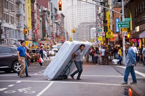 映画「ニューヨークの巴里夫」