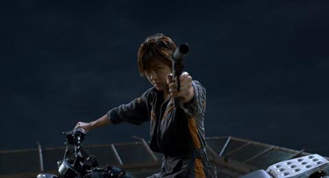 韓国映画「第7鉱区」ハ・ジウォン