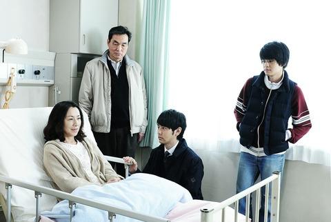 映画「ぼくたちの家族」原田美枝子、長塚京三、池松壮亮、妻夫木聡