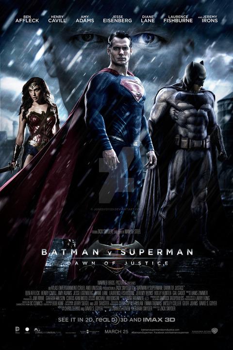 バットマンvsスーパーマン2