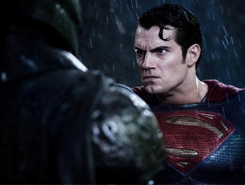 映画「バットマンvsスーパーマン ジャスティスの誕生」