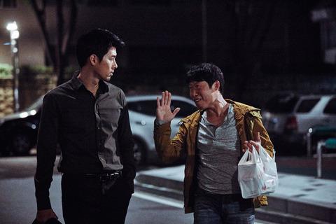 韓国映画「コンフィデンシャル/共助」ヒョン・ビン、ユ・ヘジン