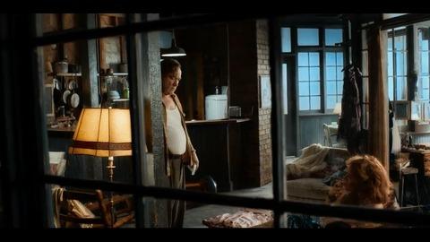 映画「女と男の観覧車」ケイト・ウィンスレット、ジム・ベルーシ