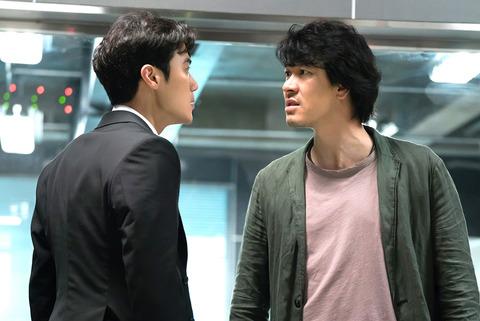 韓国映画「死体が消えた夜」キム・ガンウ、キム・サンギョン