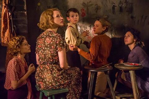 映画「ユダヤ人を救った動物園 アントニーナが愛した命」ジェシカ・チャステイン