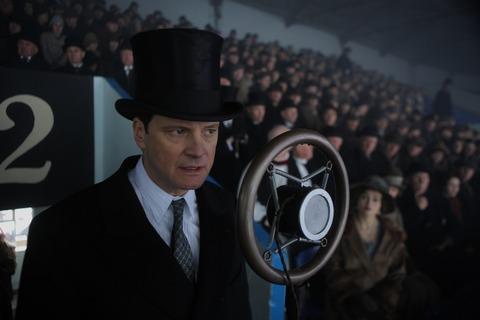 映画「英国王のスピーチ」