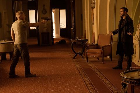 映画「ブレードランナー2049」ハリソン・フォード、ライアン・ゴズリング