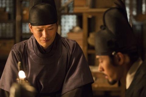 韓国映画「王の涙 -イ・サンの決断-」ヒョンビン、チョン・ジェヨン