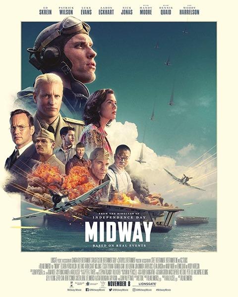 映画「MIDWAY」