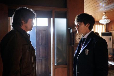 韓国映画「ファイ」ヨ・ジング、キム・ユンソク