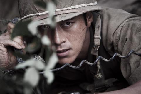 韓国映画「高地戦」コ・ス