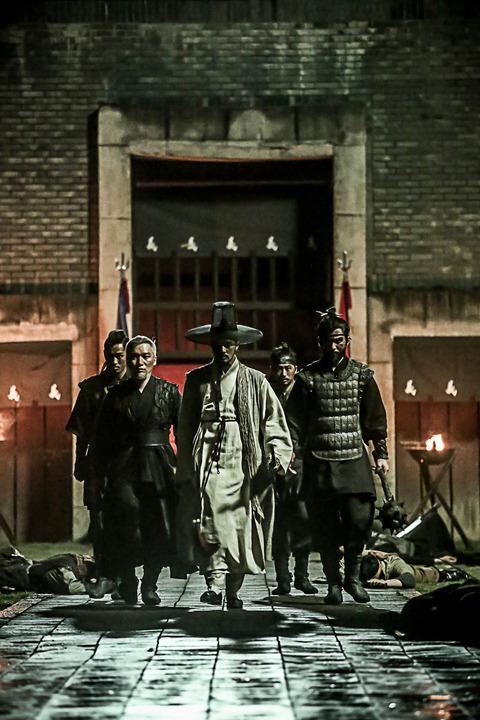 韓国映画「逆謀~反乱の時代~」チョ・ジェユン、キム・ジフン