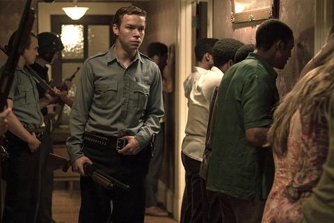 映画「デトロイト」ウィル・ポールター