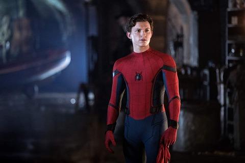 映画「スパイダーマン:ファー・フロム・ホーム」トム・ホランド