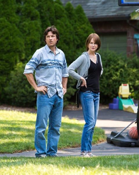 映画「ファング一家の奇想天外な秘密」ジェイソン・ベイトマン、ニコール・キッドマン