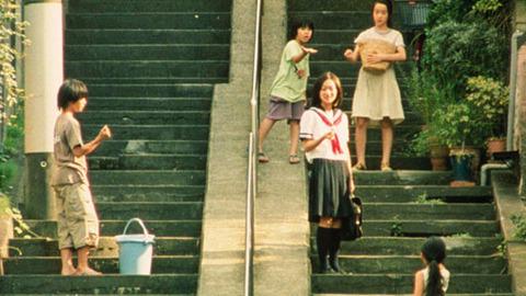 映画「誰も知らない」柳楽優弥、韓英恵