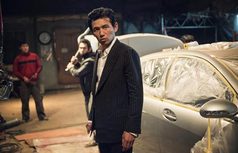 韓国映画「ベテラン」ファン・ジョンミン