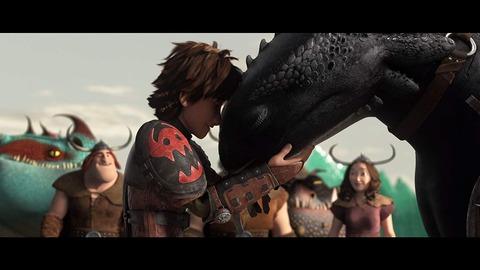 映画「ヒックとドラゴン2」ヒック