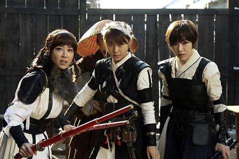 朝鮮美女三銃士2