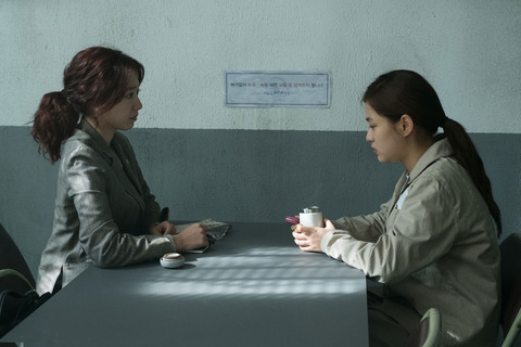 韓国映画「沈黙、愛」パク・シネとイ・スギョン