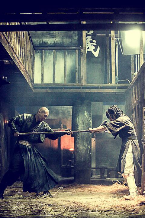 韓国映画「逆謀~反乱の時代~」チョ・ジェユン、チョン・ヘイン