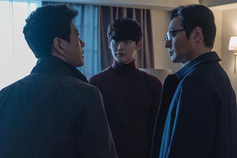 韓国映画「V.I.P.修羅の獣たち」チャン・ドンゴン、キム・ミョンミン、イ・ジョンソク