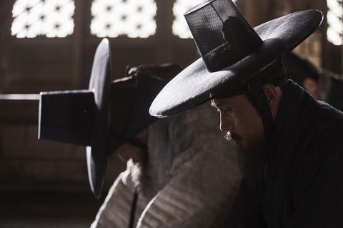 映画「天命の城」イ・ビョンホン