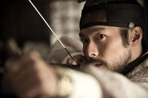 韓国映画「王の涙 -イ・サンの決断-」ヒョンビン