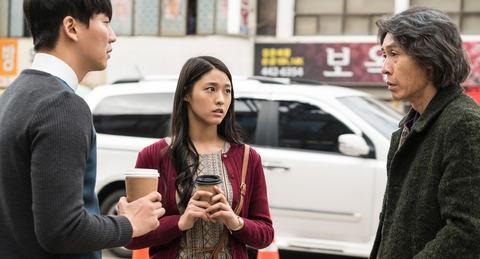 韓国映画「殺人者の記憶法」ソル・ギョングとキム・ソリョン