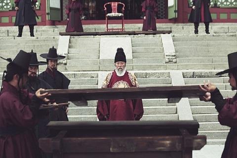 韓国映画「王の運命 歴史を変えた八日間」ソン・ガンホ