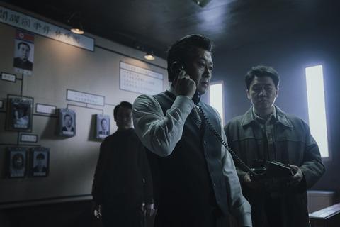 韓国映画「1987、ある闘いの真実」キム・ユンソク