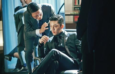 韓国映画「ベテラン」ユ・アイン