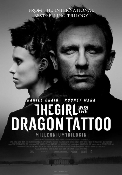 映画「ドラゴンタトゥーの女」