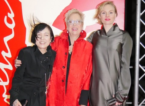 ベルリン国際映画祭のフクシマモナムール