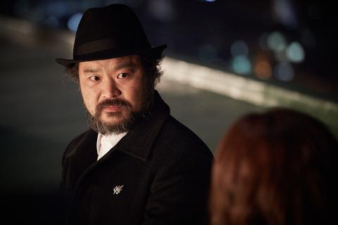 韓国映画「ミス・ワイフ」キム・サンホ