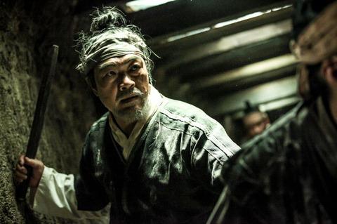 韓国映画「逆謀~反乱の時代~」イ・ウォンジョン