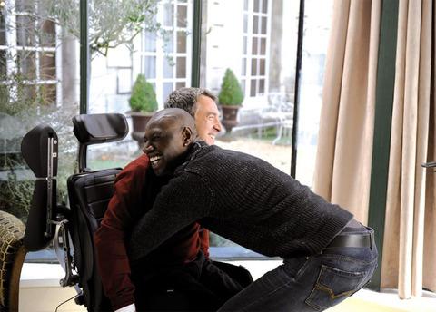 映画「最強のふたり」フランソワ・クリュゼ、オマール・シー